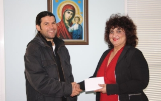 Donation GERB