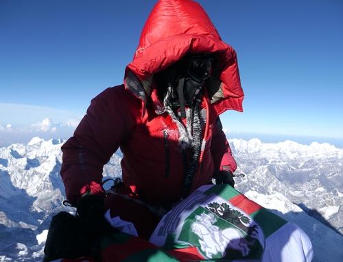 Еверест север 2014