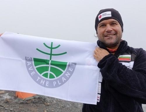 """Алпинистът Атанас Скатов грабва приза """"Зелена личност"""" 2019"""