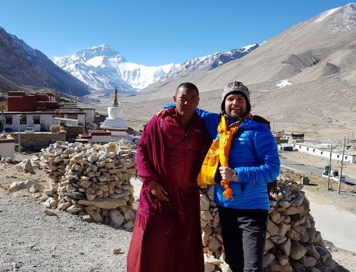 """Към Кайлас, Еверест и """"портата към небето"""" – Тибет"""